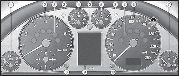 бортовой компьютер audi a6 c5 инструкция