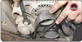 Замена ремня генератора чери амулет амулет дроссельная заслонка