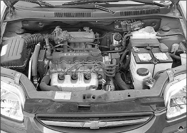 Двигатель Aveo 2