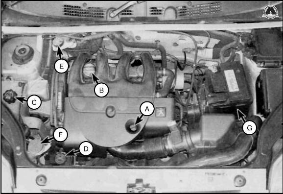 замена ремня на ситроен 1.9 дизель инструкция