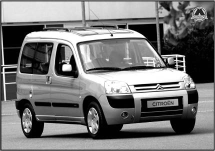 Citroen Berlingo II Peugeot Partner