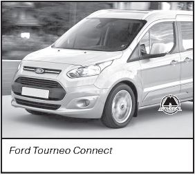 Автомобиль Ford Transit Connect