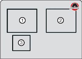Блок реле и предохранителей вентилятора Great Wall Hover