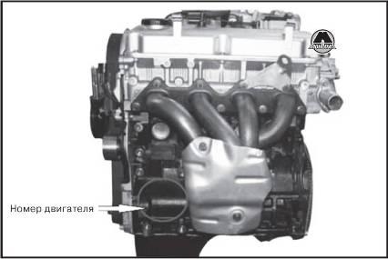 Двигатель GW Hover H3