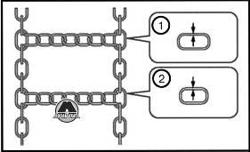 Противоскользящие цепи GW Hover H3