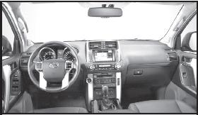 Автомобиль Toyota Land Cruiser Prado 150
