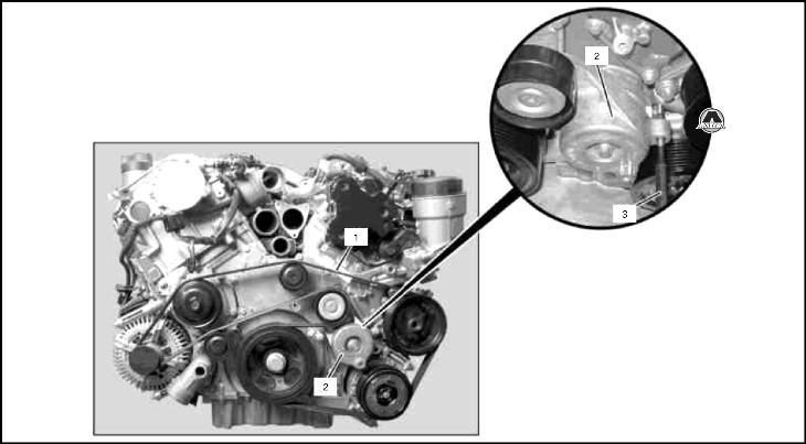 дизельные двигатели мерседес мл