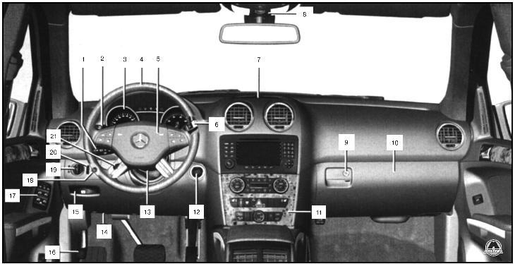 Мл 350 164 Кузов Инструкция - фото 4
