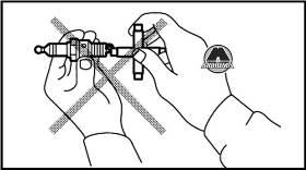 Проверка технического стояния свечей Nissan Murano