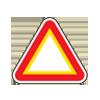 Опознавательный знак аварийной остановки