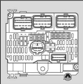 схема электрическая freelander 2