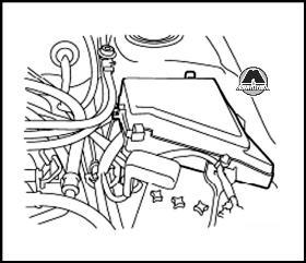 Замена предохранителей Subaru Impreza