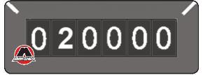 Одометр ВАЗ 2109