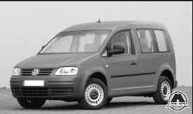 Автомобиль Volkswagen Caddy
