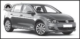 Автомобиль Volkswagen Golf