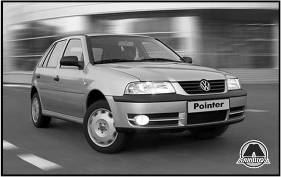 Автомобиль Volkswagen Pointer Gol