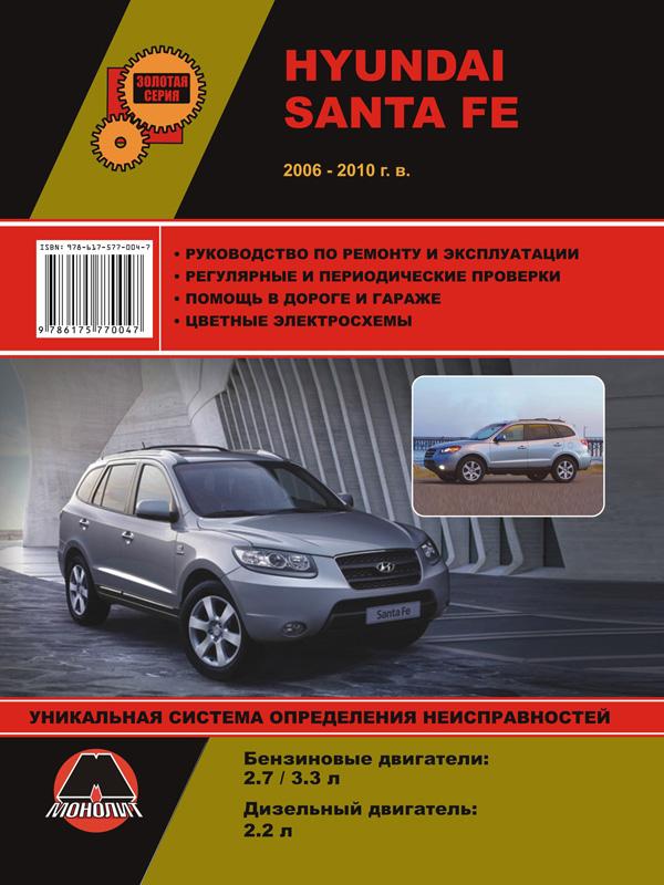 Hyundai Santa Fe (Хундай Санта