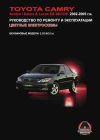 Руководство по ремонту Toyota Camry / Toyota Avalon / Toyota Solara / Lexus ...