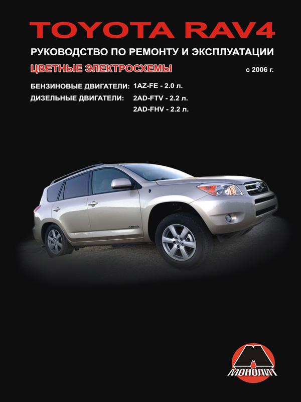 Инструкция По Эксплуатации Автомобиля Rav-4